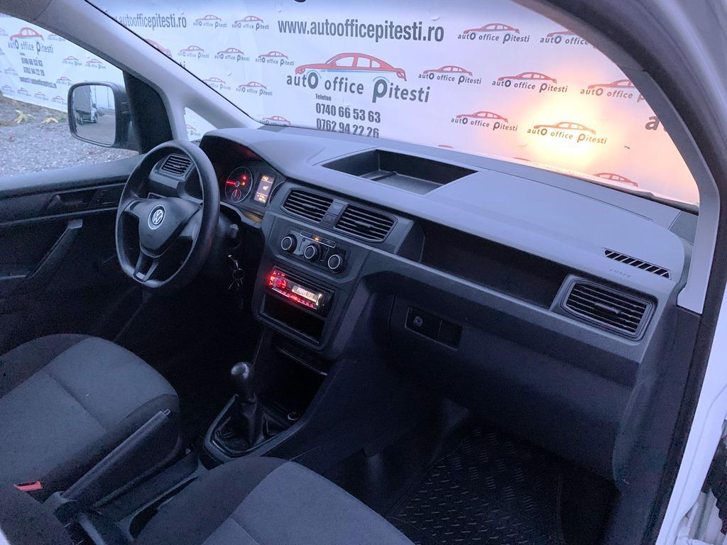 VW CADDY 1.9 TDI EURO 6 Foto 9