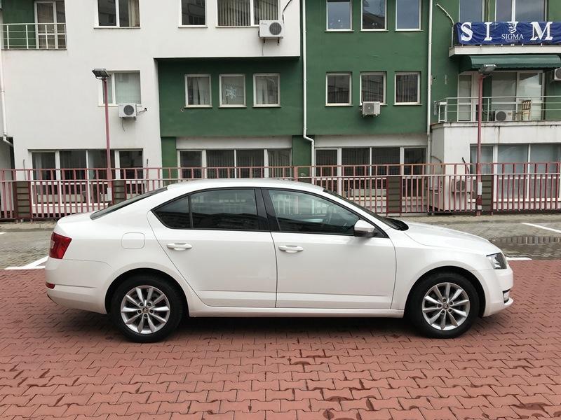 Skoda Octavia 2014 Modelul Nou Foto 3