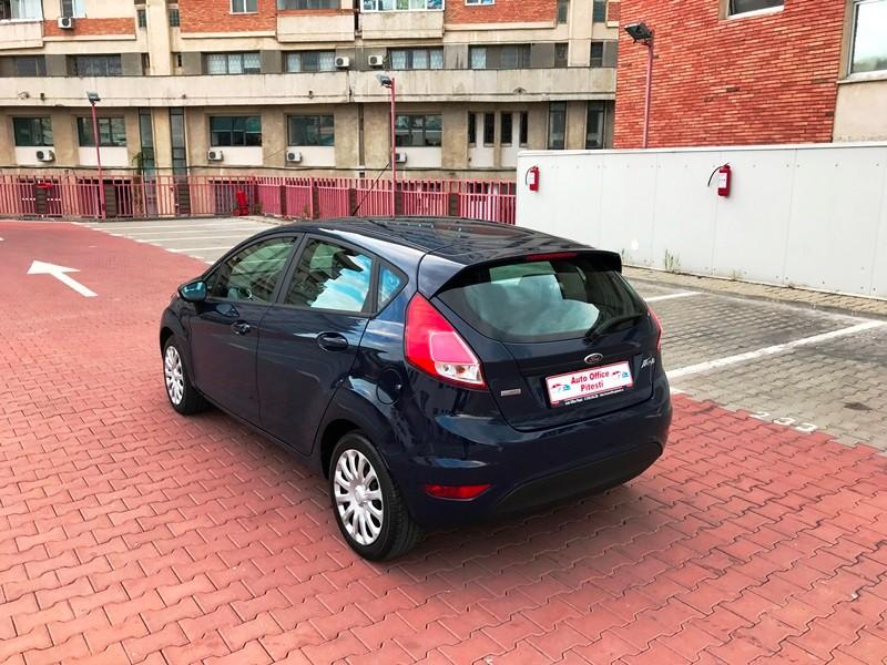 Ford Fiesta Modelul Nou Foto 6