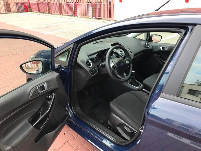 Ford Fiesta Modelul Nou Foto 13