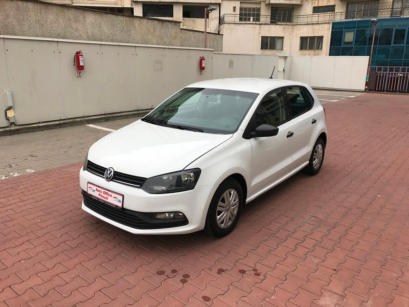 VW Polo 1.4 TDI Euro 6