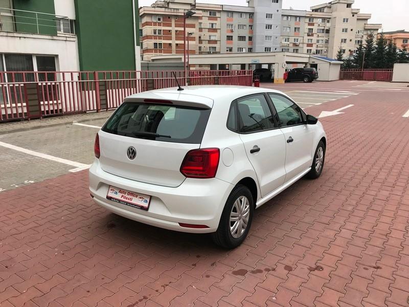 VW Polo 1.4 TDI Euro 6 Foto 4