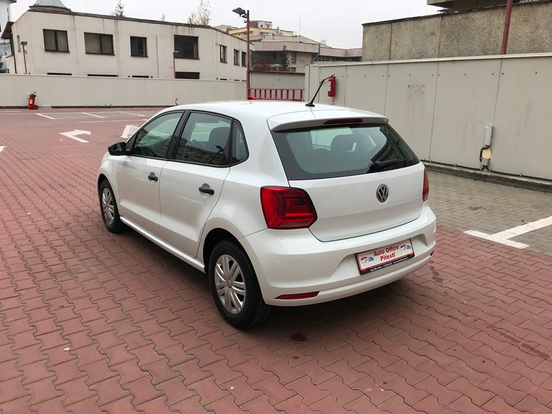 VW Polo 1.4 TDI Euro 6 Foto 5