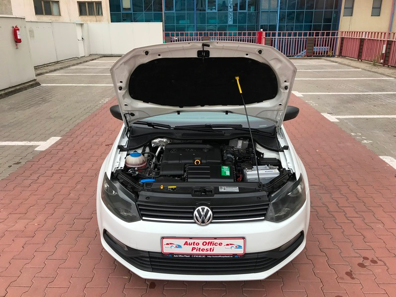 VW Polo 1.4 TDI Euro 6 Foto 10