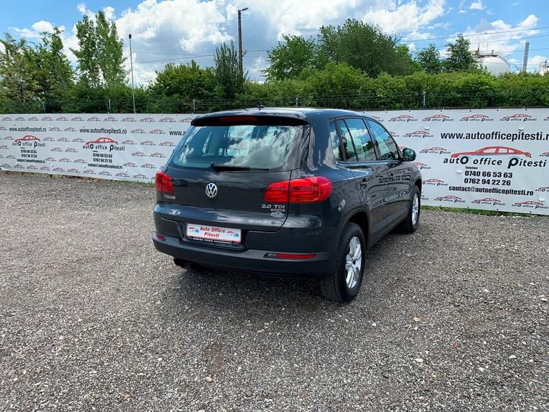 VW TIGUAN 2.0 TDI 4 MOTION Foto 4