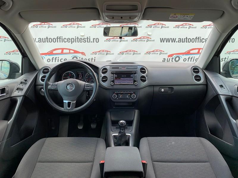 VW TIGUAN 2.0 TDI 4 MOTION Foto 7