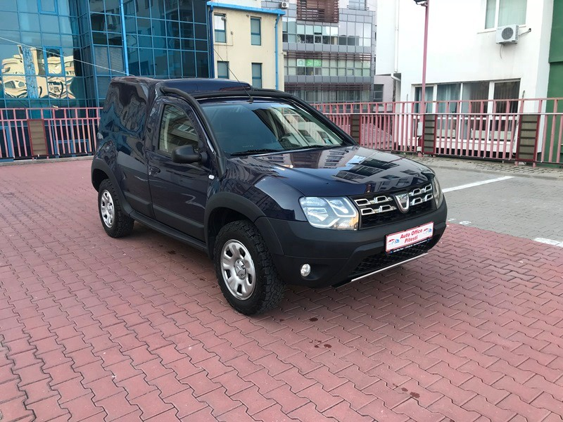 DACIA DUSTER PICK-UP  Foto 2