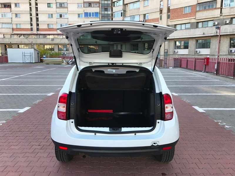 Dacia Duster 4*2 Facelift Foto 6