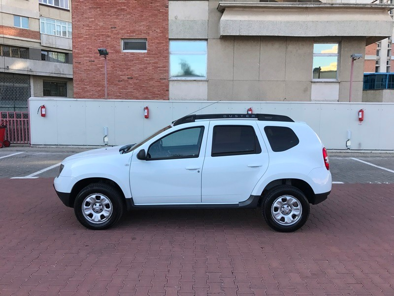 Dacia Duster 4*2 Facelift Foto 8