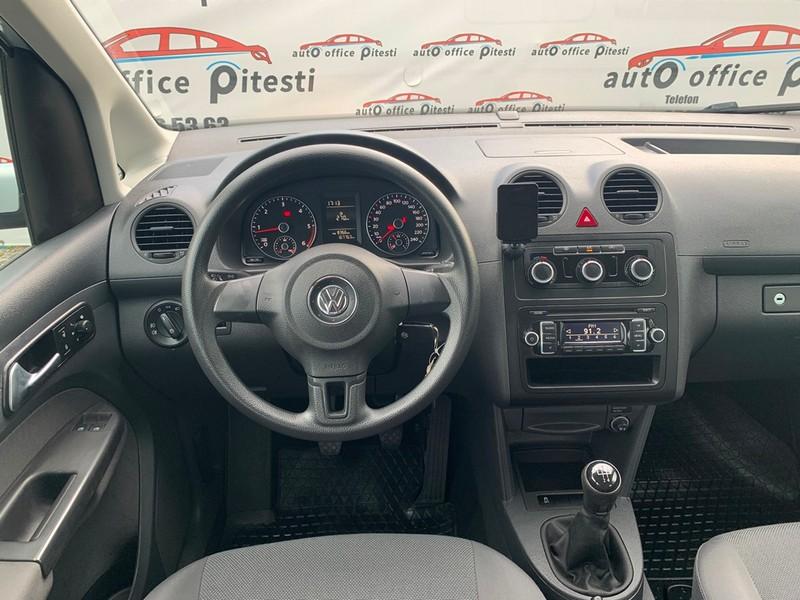 VW CADDY 5 Locuri + Marfa Foto 9