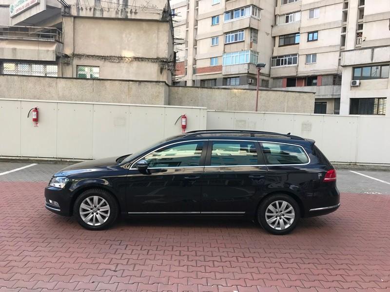 VW PASSAT BREAK 2.0 TDI 140 CP DSG Foto 6