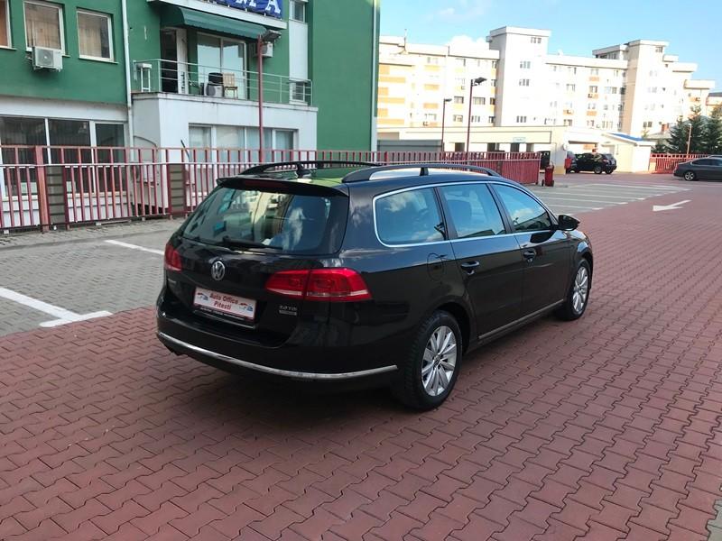 VW PASSAT BREAK 2.0 TDI 140 CP DSG Foto 4