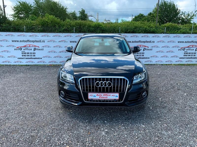 Audi Q5 EURO 6