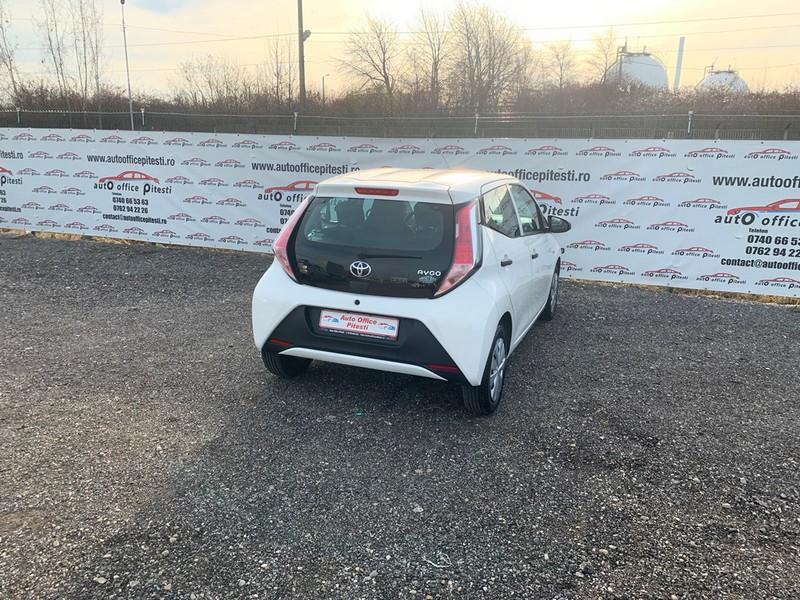 Toyota Aygo EURO 6 Foto 5