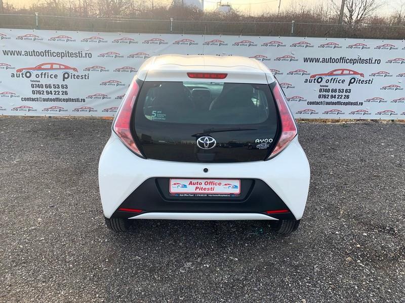 Toyota Aygo EURO 6 Foto 6