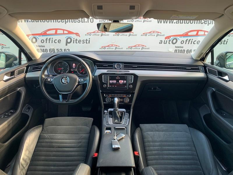 VW PASSAT 2.0 TDI 190 CP Foto 8