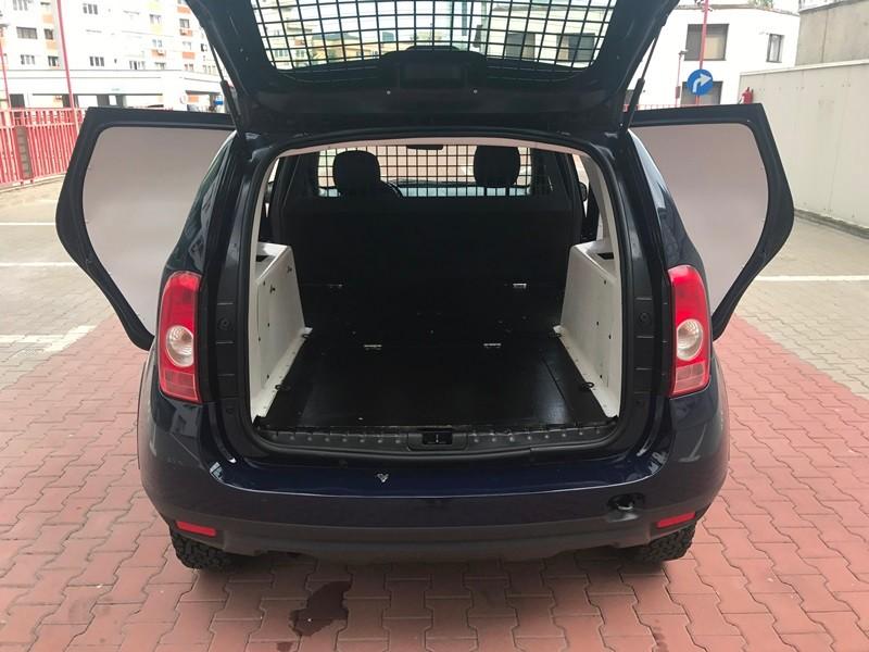 Dacia Duster Van 2 Locuri + Marfa Foto 10