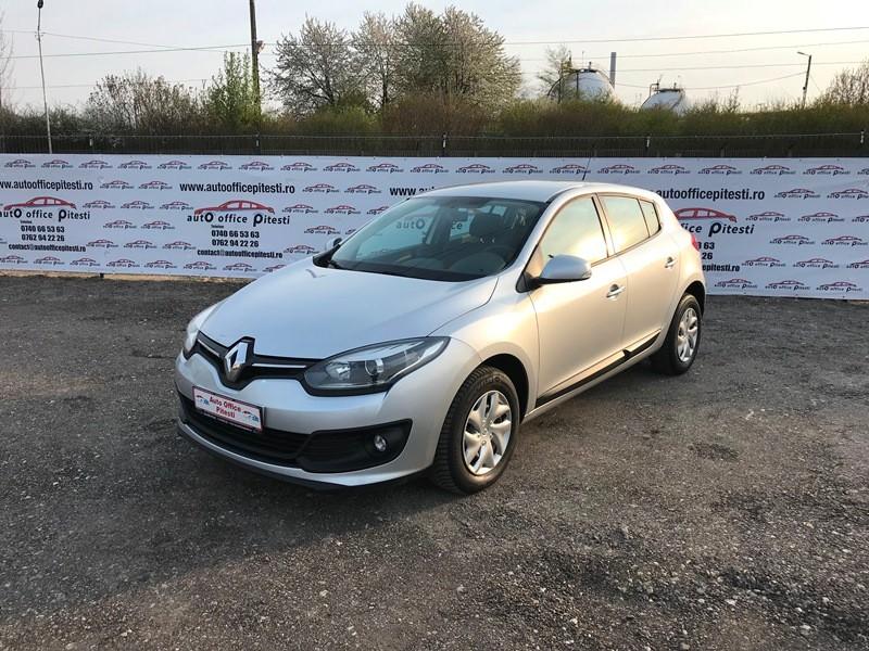 Renault Megane 1.5 DCI 6 trepte