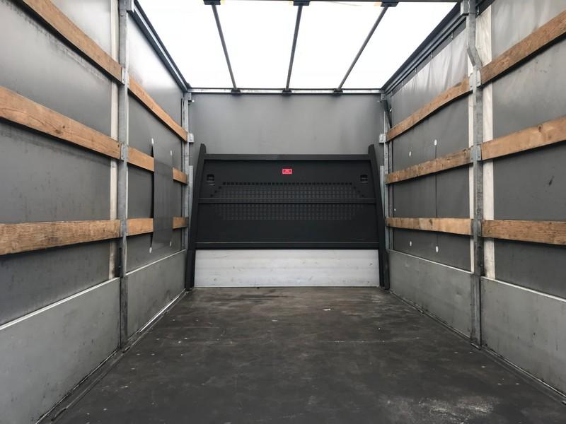 Fiat Ducato euro 6 prelata + dormitor Foto 5