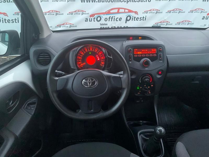 Toyota Aygo 1.0 I Garantie Foto 9