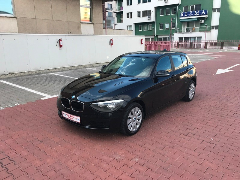 BMW 116 D Unic Proprietar Foto 2