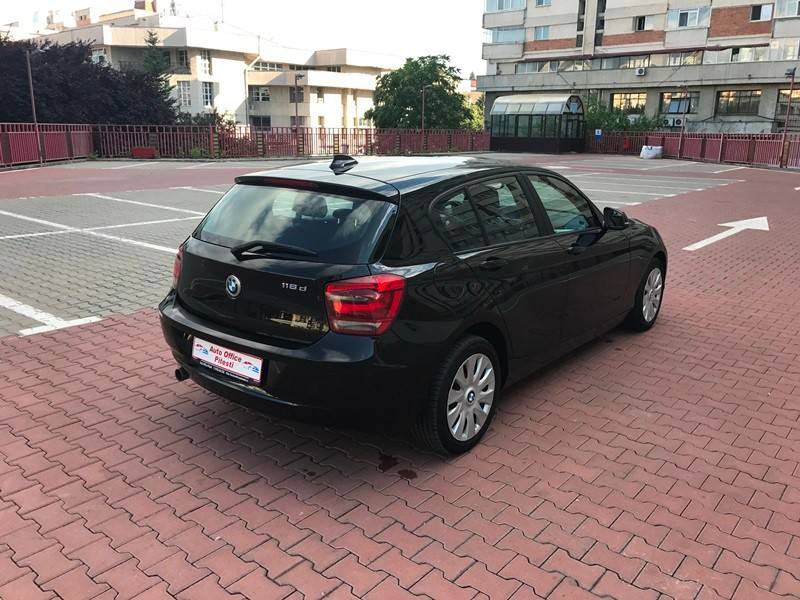 BMW 116 D Unic Proprietar Foto 5