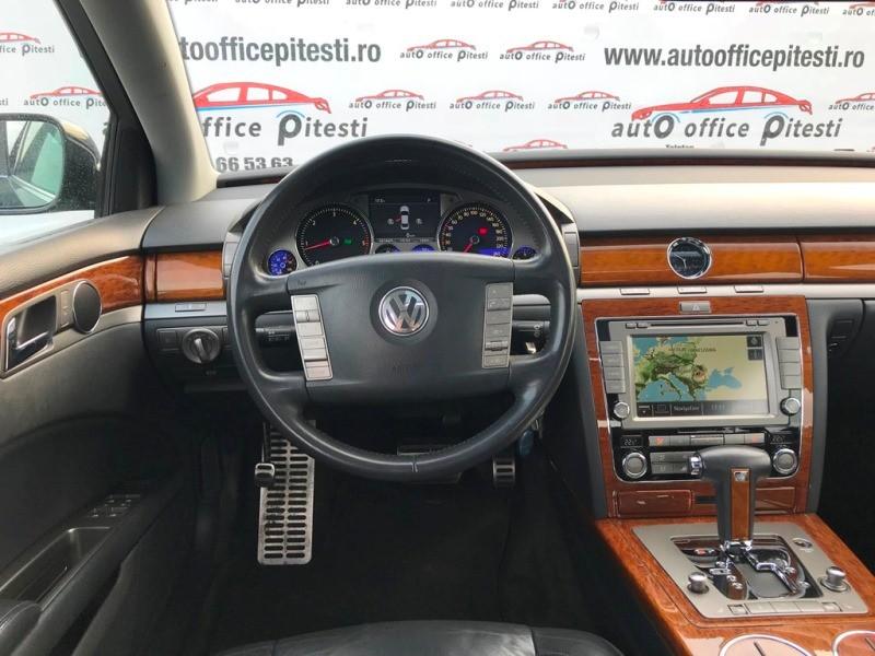 VW PHAETON EURO 5 IMPECABILA Foto 8