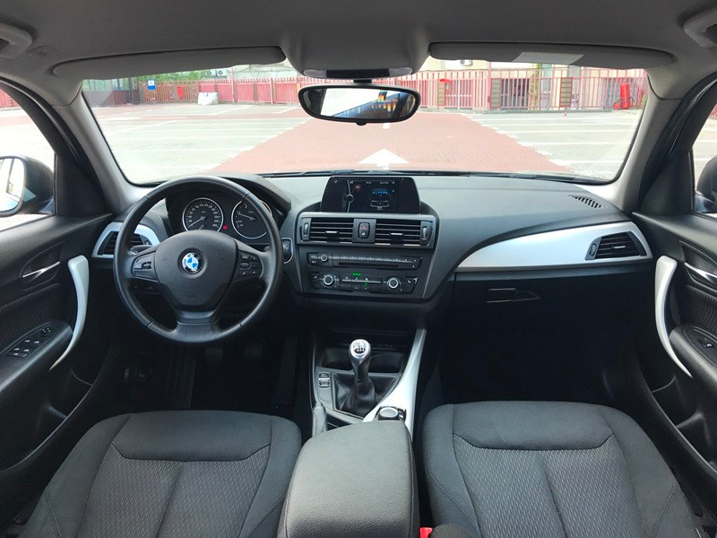 BMW 116 D Unic Proprietar Foto 8