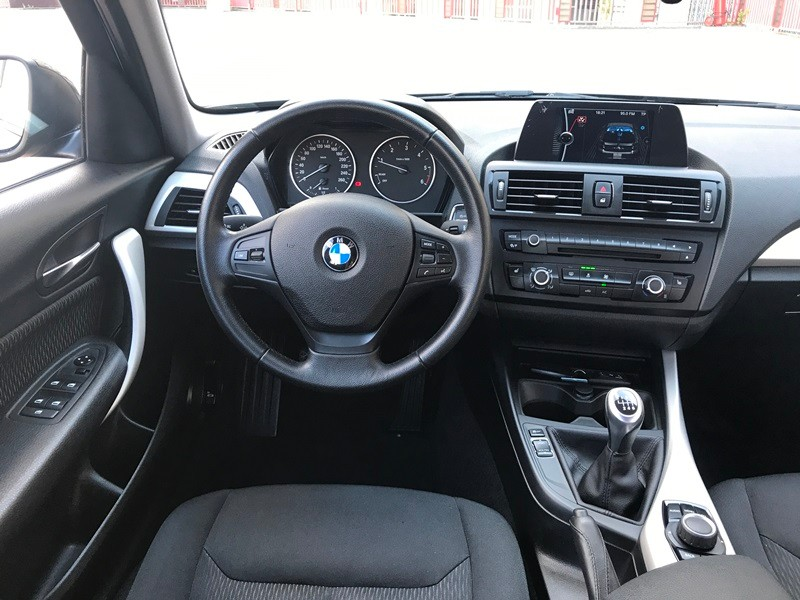 BMW 116 D Unic Proprietar Foto 9