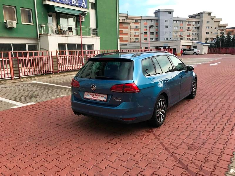 VW GOLF 7 BREAK HIGHLINE 2.0 TDI DEOSEBIT Foto 5