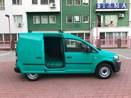 VW CADDY VAN 1.6 TDI MODELUL NOU Foto 3