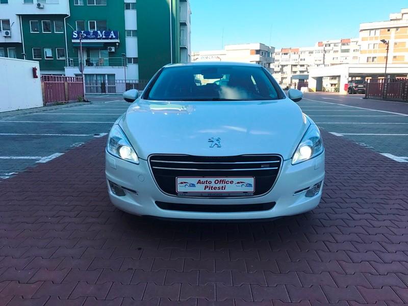 Peugeot 508 1.6 HDI ALB PERLAT