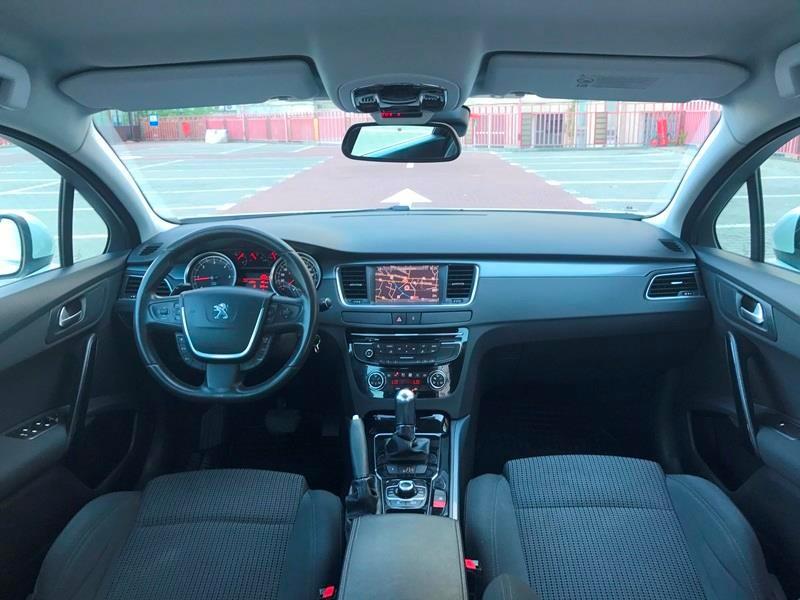 Peugeot 508 1.6 HDI ALB PERLAT Foto 9
