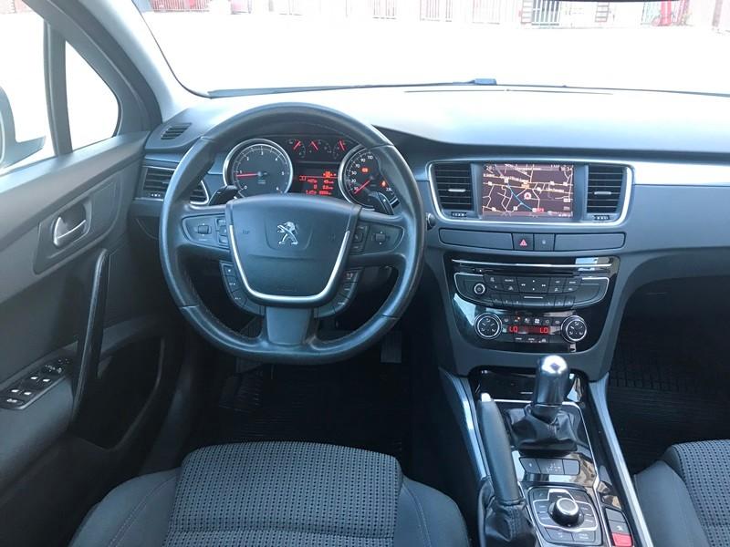 Peugeot 508 1.6 HDI ALB PERLAT Foto 10
