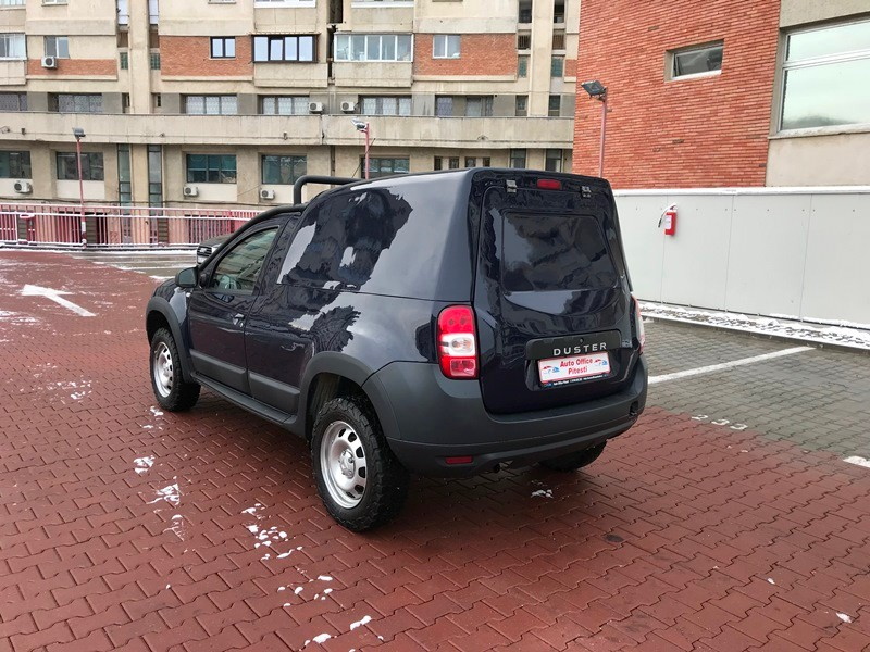 Dacia Duster 4*4 1.5 DCI 110 CP FACELIFT Foto 6
