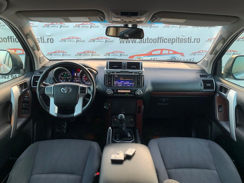Toyota Land Cruiser 2015 Unic Proprietar Foto 9