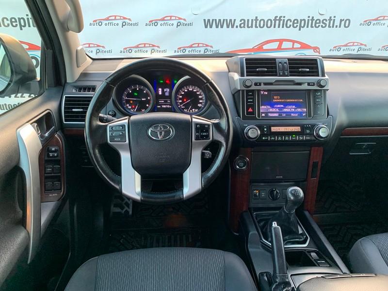 Toyota Land Cruiser 2015 Unic Proprietar Foto 10