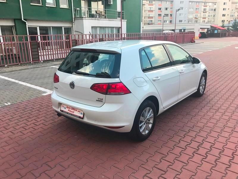 VW GOLF 7 1.6 TDI 105 CP BI-XENON Foto 5