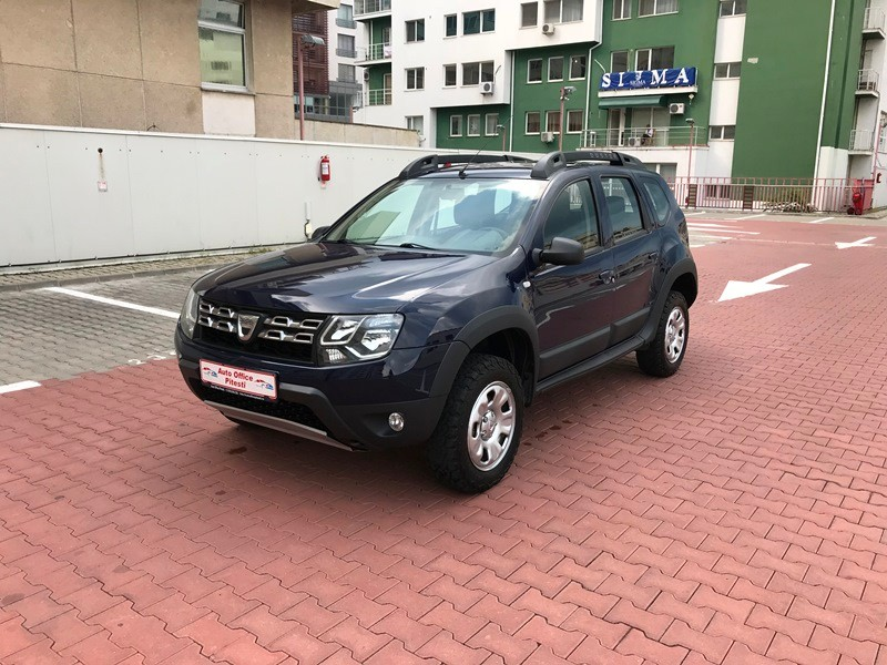 Dacia Duster 4*4 1.5 DCI 110 CP FACELIFT