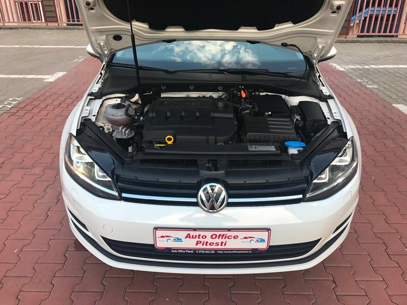 VW GOLF 7 1.6 TDI 105 CP BI-XENON Foto 13