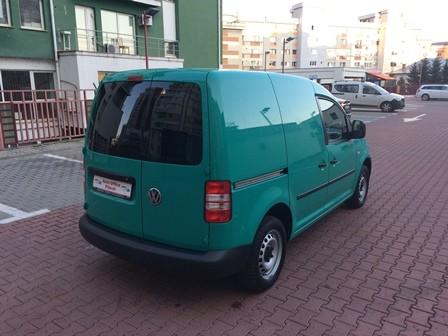 VW CADDY VAN Foto 3