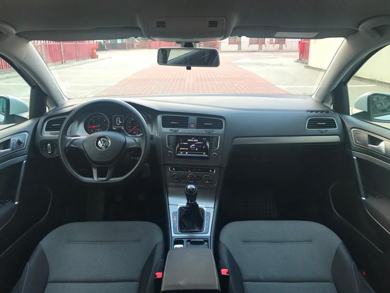 VW GOLF 7 1.6 TDI 105 CP BI-XENON Foto 8