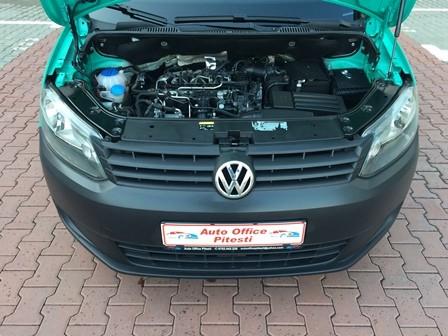 VW CADDY VAN Foto 5