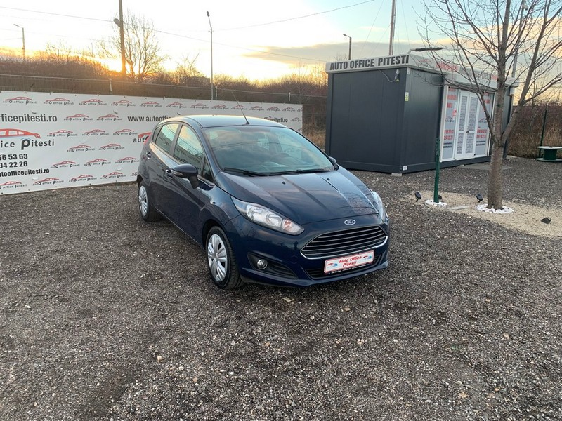 Ford Fiesta 1.5 TDCI EURO 6 Foto 2