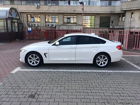 BMW SERIA 4 420 Foto 6