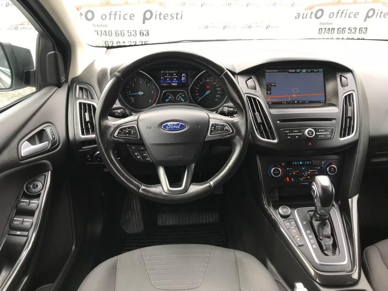 Ford Focus Titanium 2.0 TDCI 150 CP Automat Foto 9
