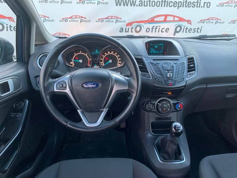 Ford Fiesta 1.5 TDCI EURO 6 Foto 9