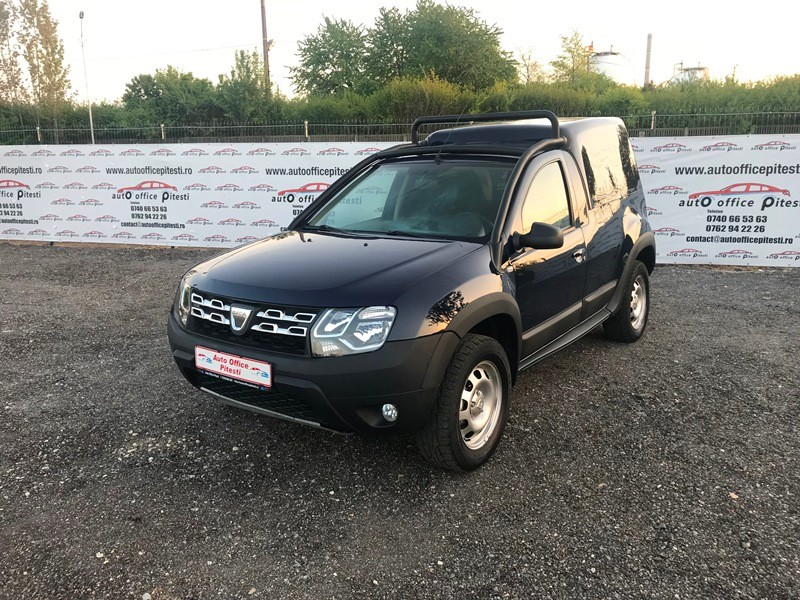 DACIA DUSTER PICK-UP 1.5 DCI EURO 5