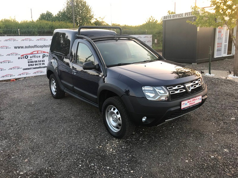 DACIA DUSTER PICK-UP 1.5 DCI EURO 5 Foto 2