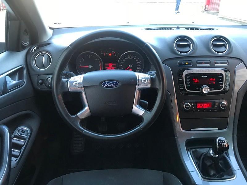 Ford Mondeo 2.0 TDCI Xenon,Leduri Foto 9